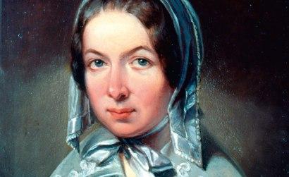 Fredrika Bremer (1801–1865), var en av pionjärerna för den svenska kvinnorörelsen. Hennes roman Hertha (1856) väckte opinion för att ogifta kvinnor skulle kunna bli myndiga. Bild: IBL Collections/IBL Bildbyrå.